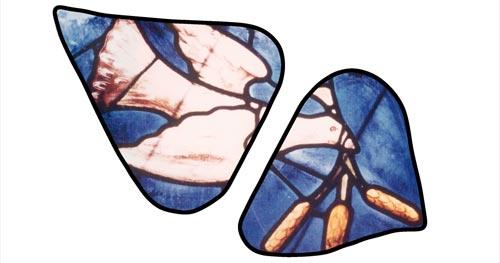 Saint-Esprit, vitrail de Beauvais
