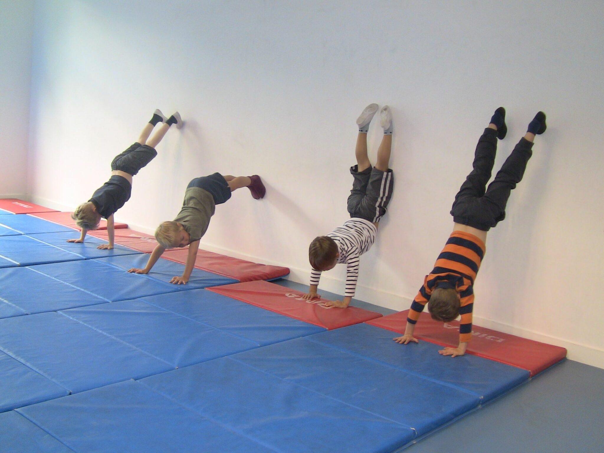 bebe gym 1