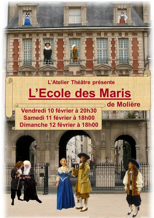 affiche ecoledesmaris 2012
