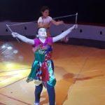 Une semaine au cirque