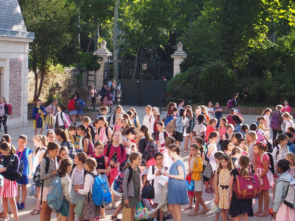 Cours du Petit Collège