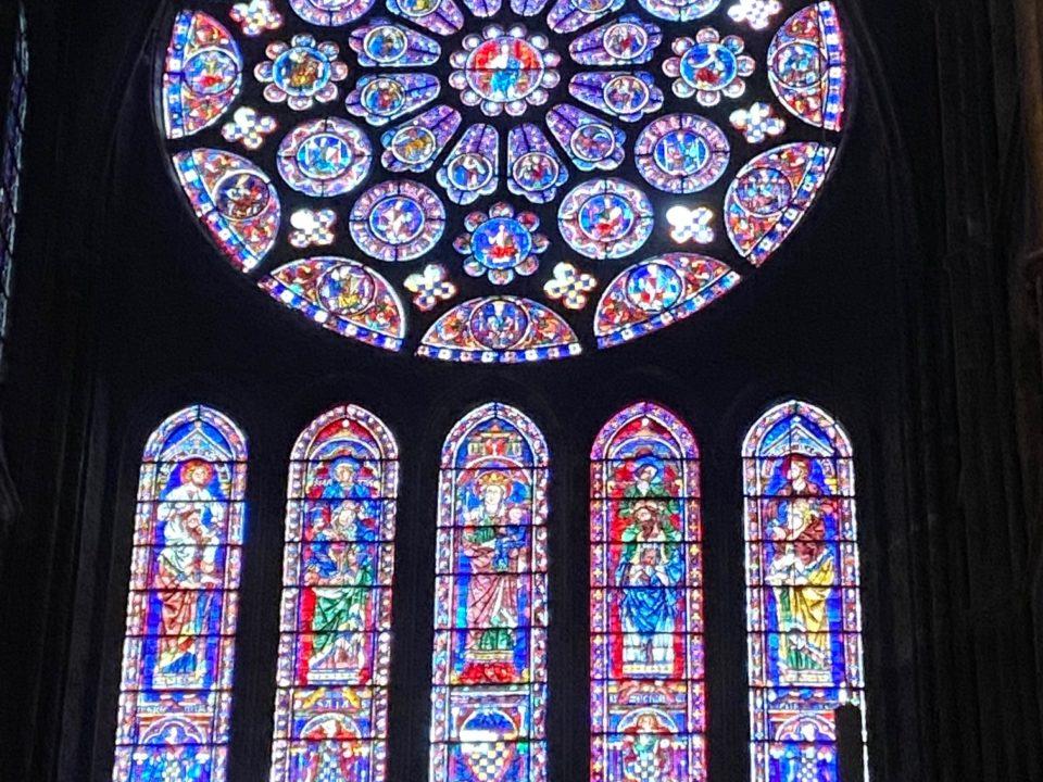 une journée a Chartres