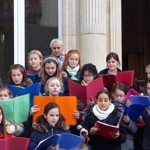 Chorale de Noël au Petit Collège